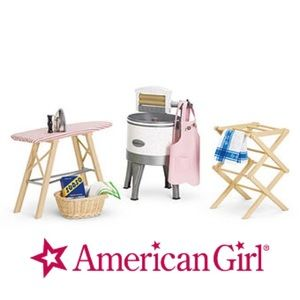 American Girl Kit's Washday Play Set